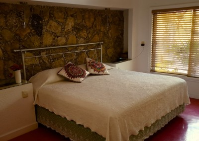 King Sized beds in three casitas